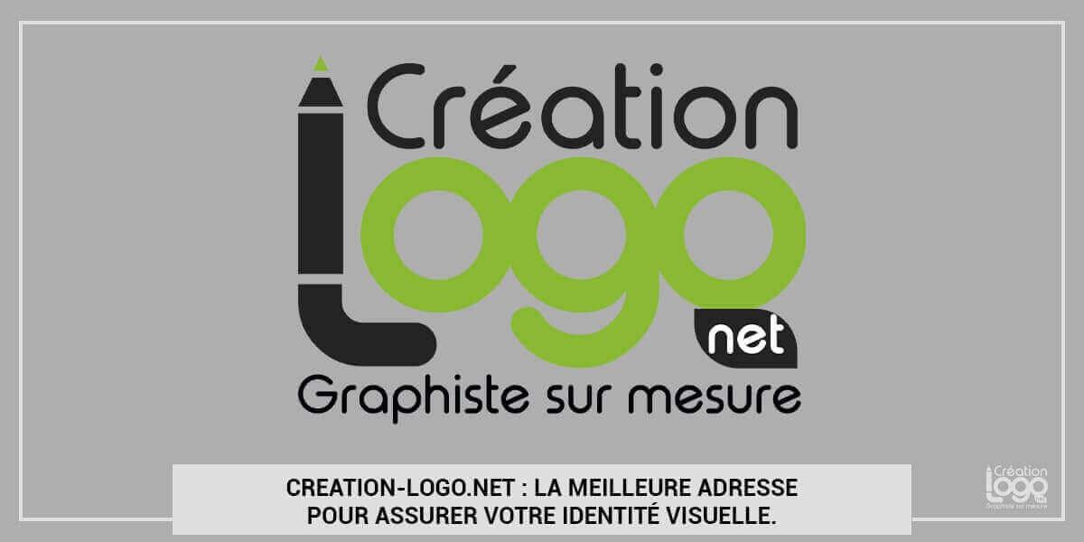 Creation-logo.net : la meilleure adresse pour assurer votre identité visuelle.