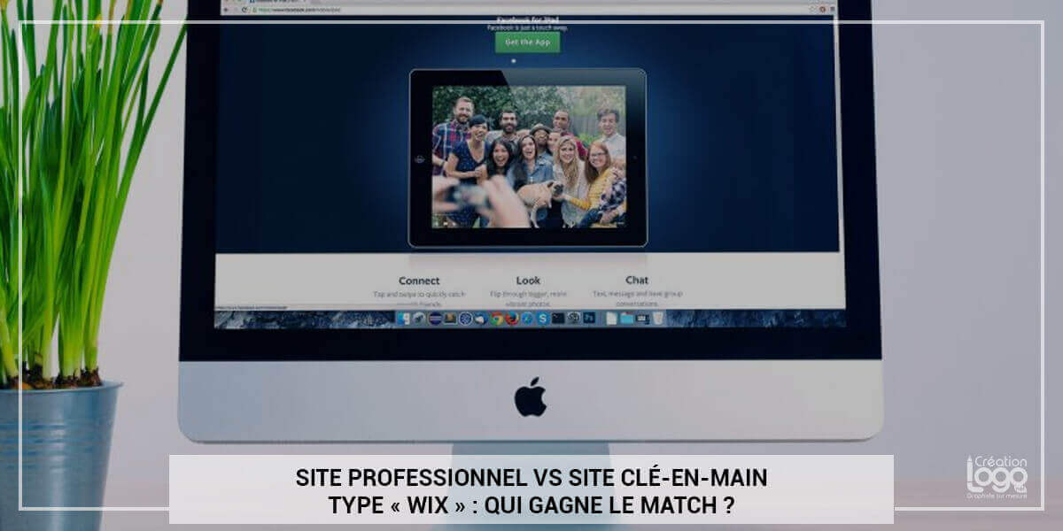 Site professionnel VS site clé-en-main type « Wix » : qui gagne le match ?