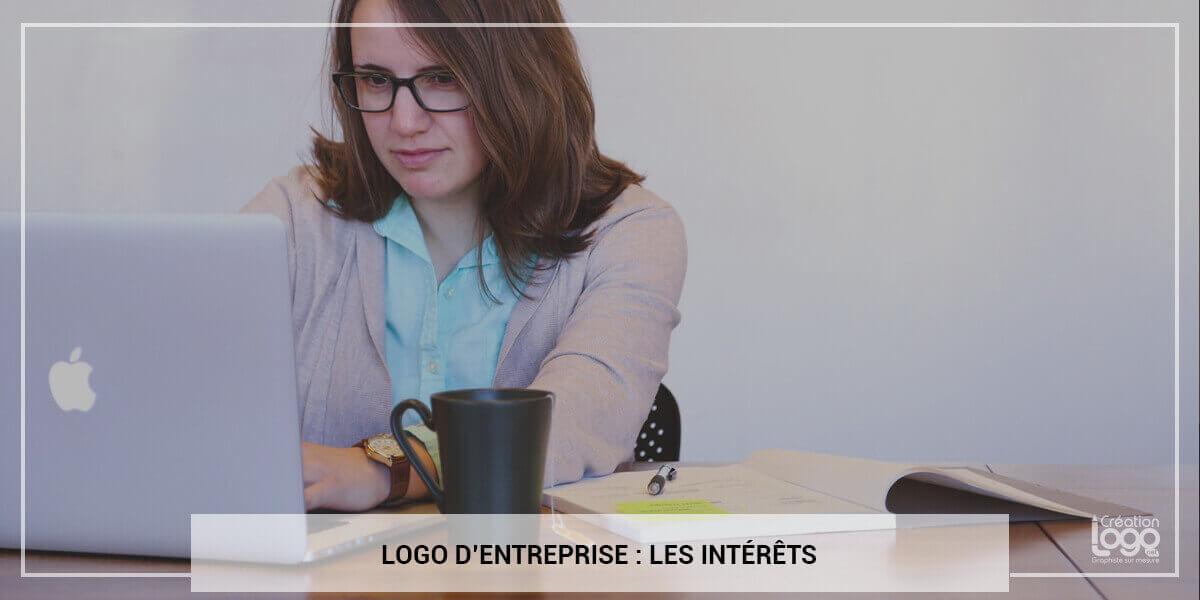 Logo d'entreprise : les intérêts