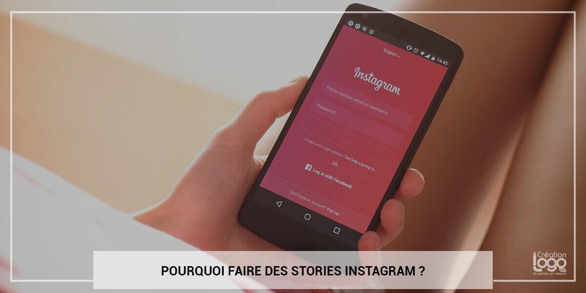 Communication d'entreprise : pourquoi faire des stories Instagram ?