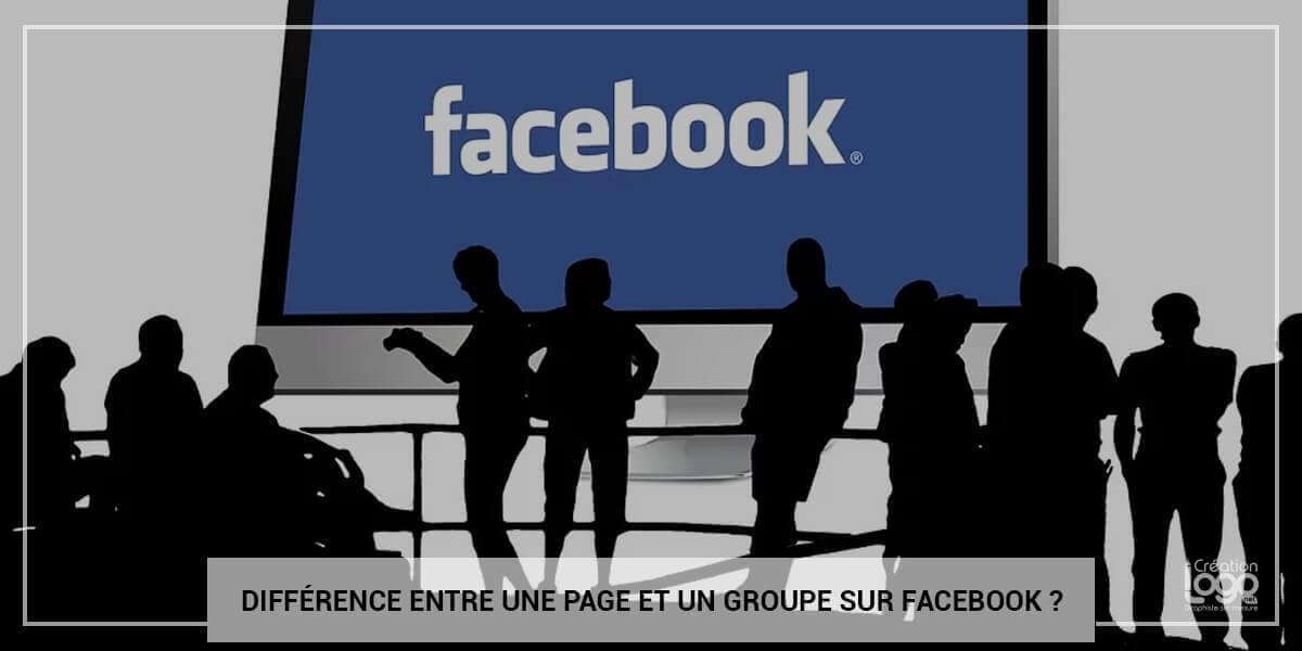 Quelle différence entre une page pro et un groupe pro sur Facebook ?