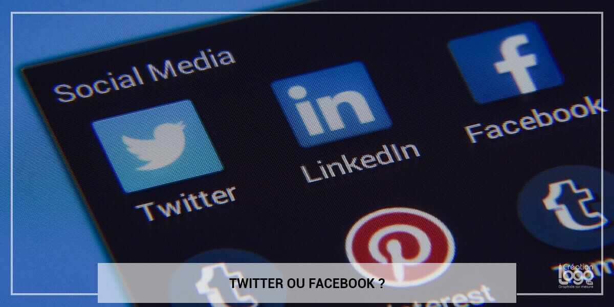 Twitter ou Facebook : quel réseau social choisir ?