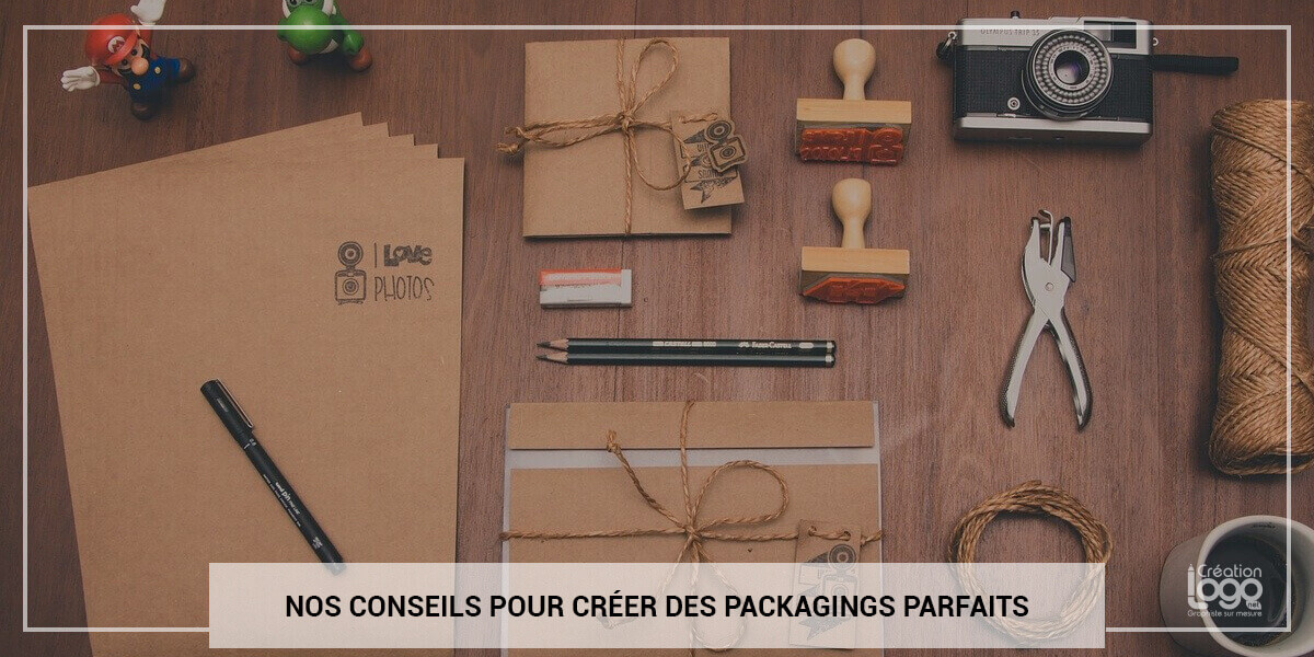 Nos conseils pour créer des packagings parfaits pour les fêtes.