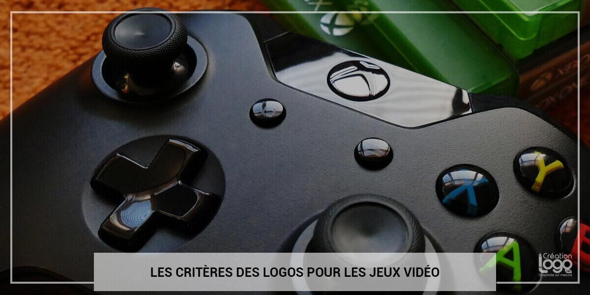 Les critères des logos pour les jeux vidéo