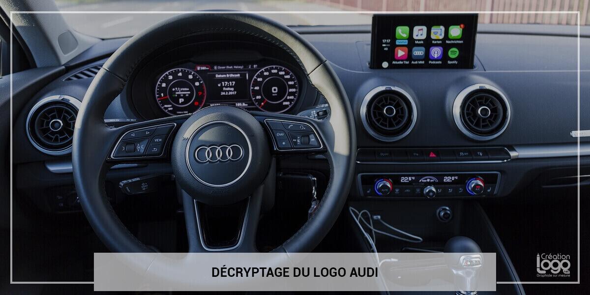 Audi – Décryptons son logo