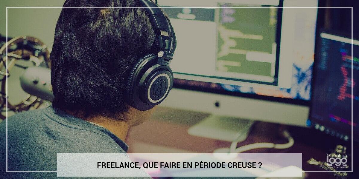 Freelance, que faire en période creuse?