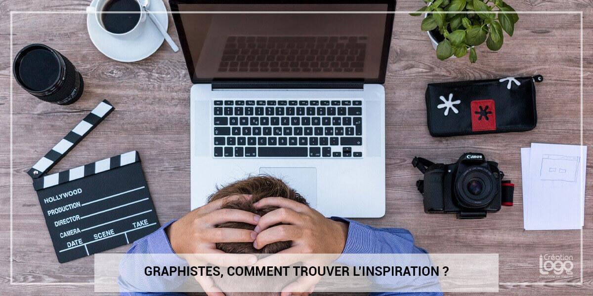 Graphistes, comment trouver l'inspiration ?