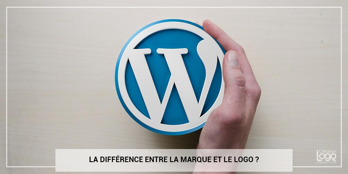 La différence entre la marque et le logo ?