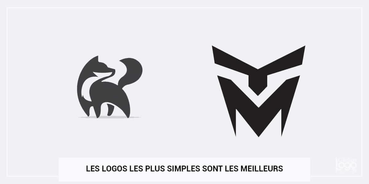 Les logos les plus simples sont les meilleurs