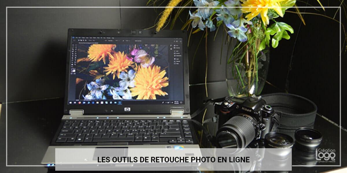 Les outils de retouche photo en ligne
