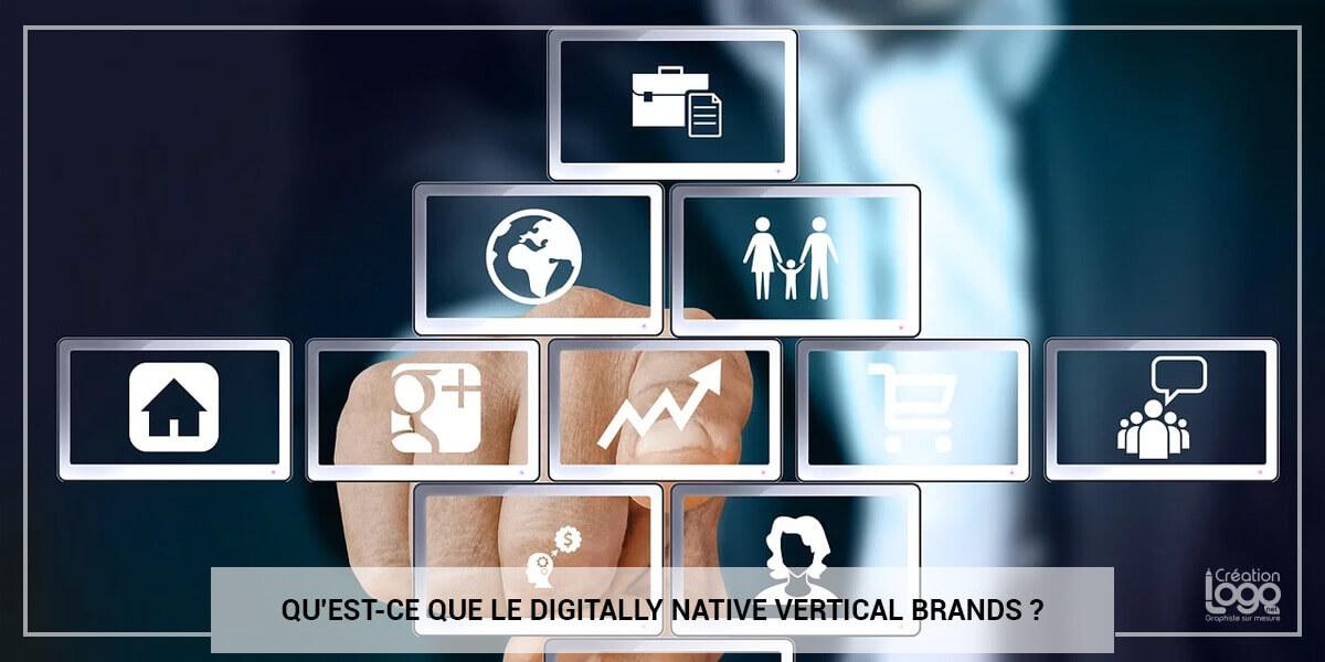 Qu'est-ce que le Digitally Native Vertical Brands ?