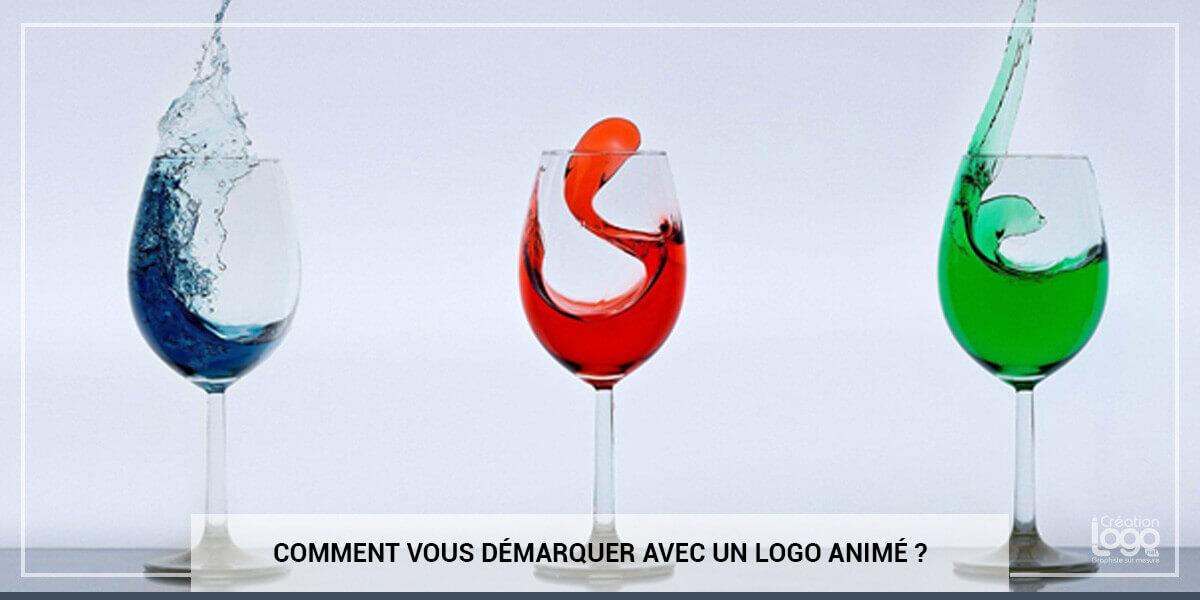 Comment vous démarquer avec un logo animé ?