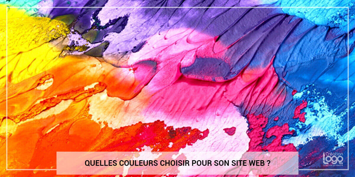Quelles couleurs choisir pour son site web ?
