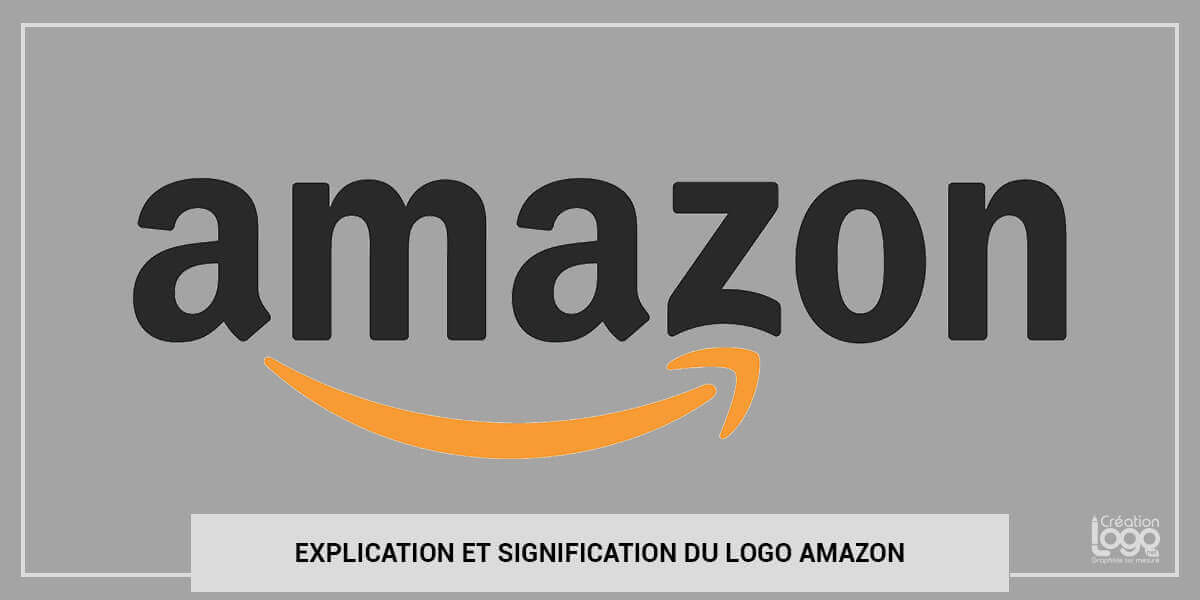 Explication et signification du logo Amazon