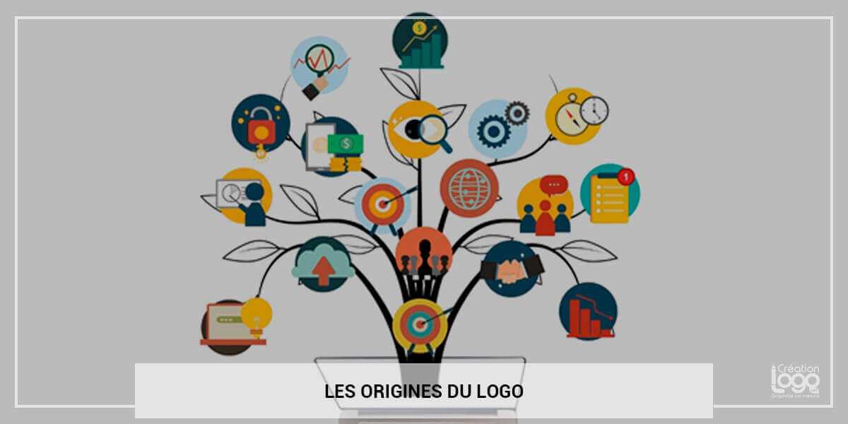 Les origines du logo