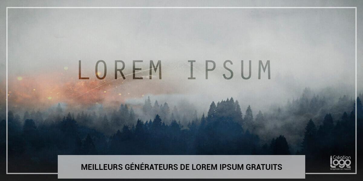 Meilleurs générateurs de Lorem Ipsum gratuits
