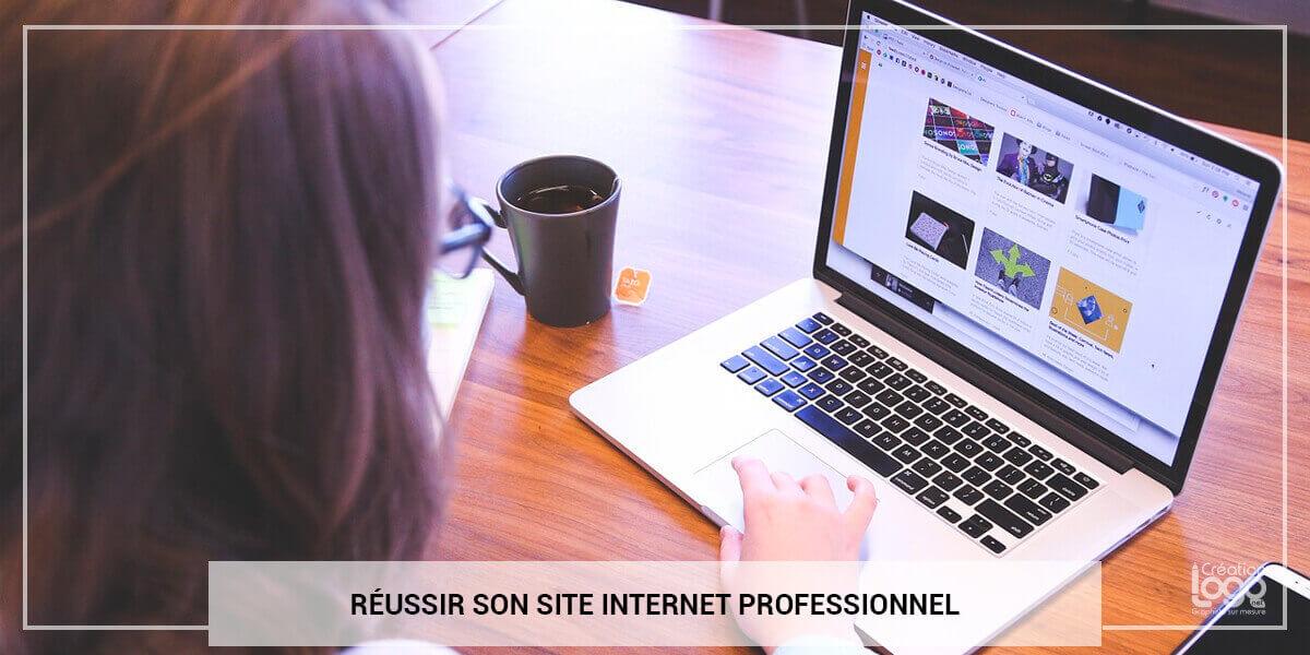 Réussir son site internet professionnel