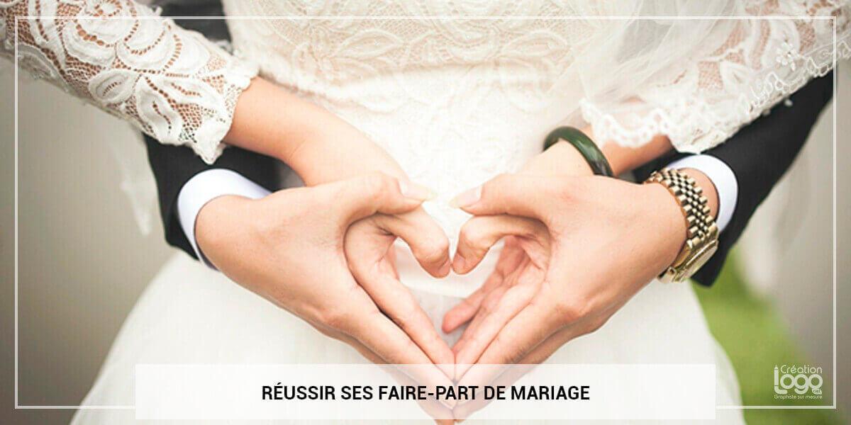 Réussir ses faire-part de mariage