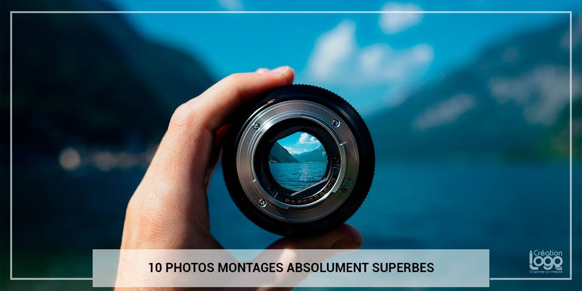 10 Photos montages absolument superbes