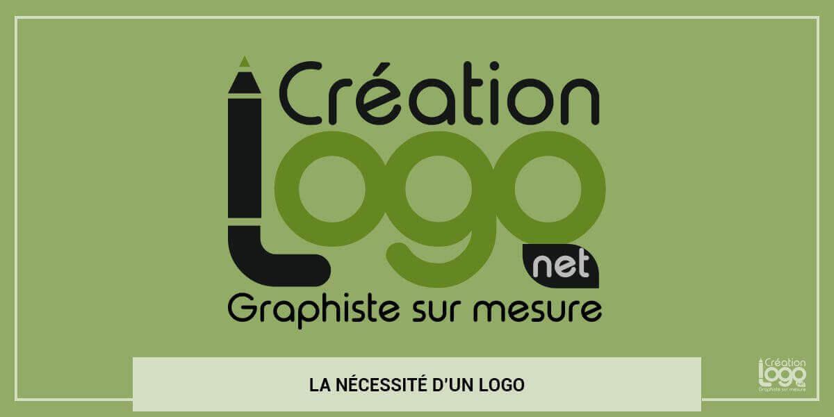 La nécessité d'un logo