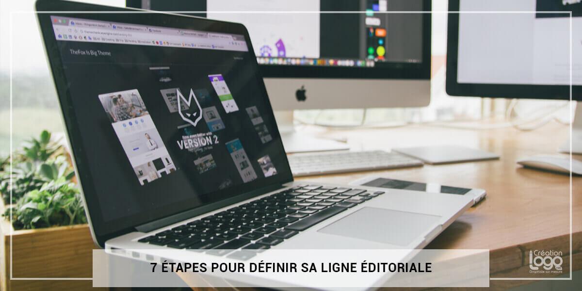7 étapes pour définir sa ligne éditoriale